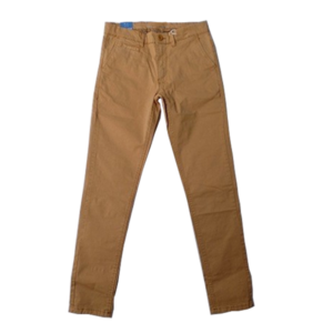 Men's Premium Comfort Khaki Slim Fit Pant
