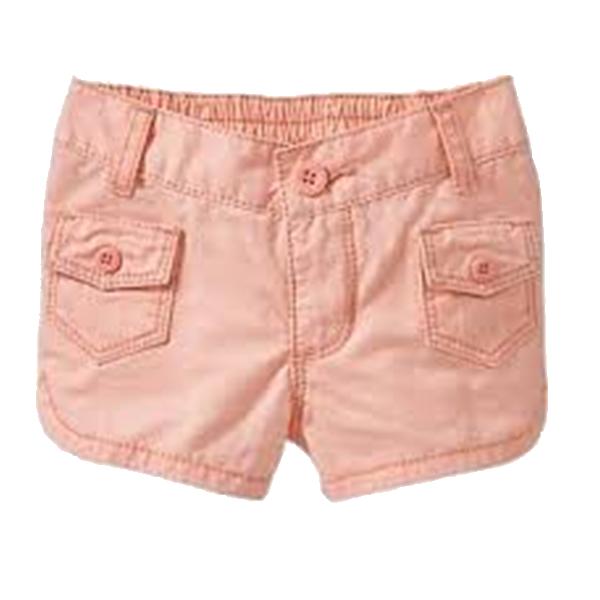 Girl's Tencel Shorts