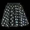 Girl's Ball Printed Skirts