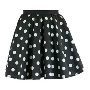 Girl's Ball Printed Skirts