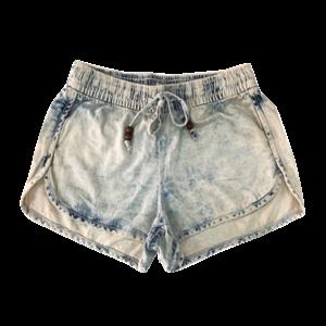 Girl's Tencel Elasticated Shorts