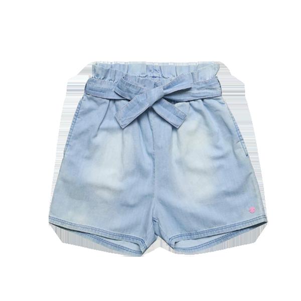 Girl's Tencel Skirt Design Shorts