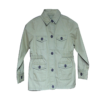 Girl's Jacket with Waist deailed