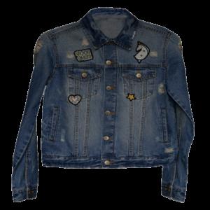 Girl's Denim Jacket