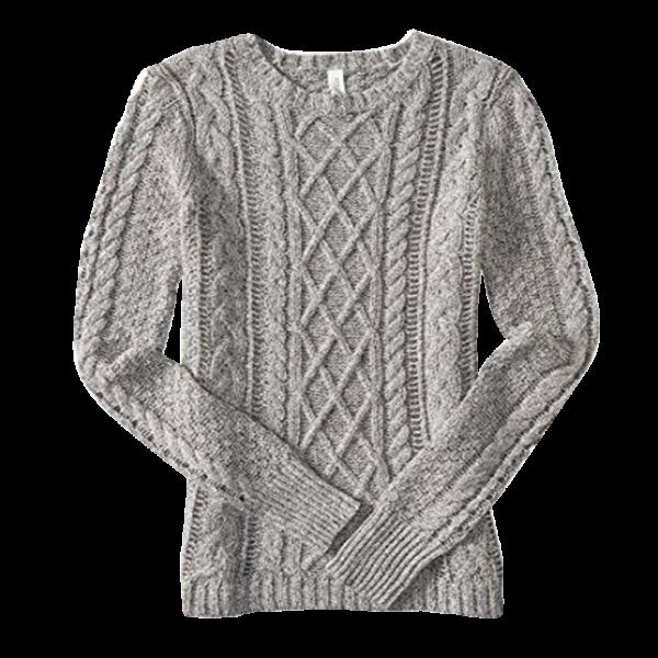 Girls Big Basic Sweater