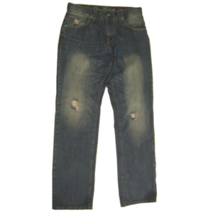 Men's 5 Pockets  Relaxed Jean