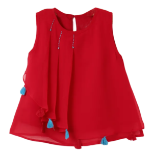 Girl's Georgette Dress