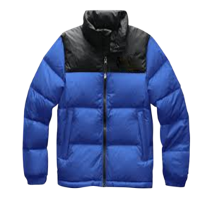 Boy's Color Blocked Quilted Jacket