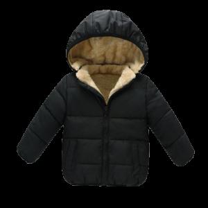 Boy's Sherpa Lined Jacket