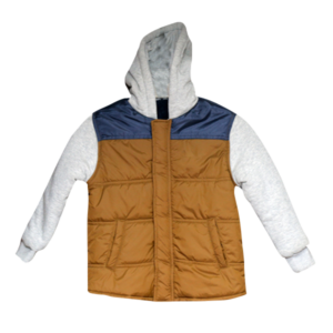 Boy's Quilting/Sherpa Lined Jacket