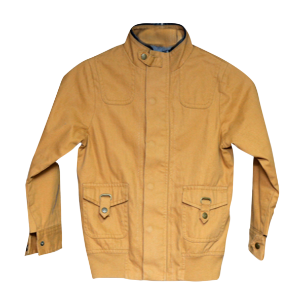 Boy's Canvas Jacket