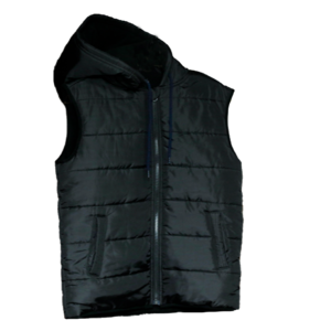 Boy's Sleeve Less Quilting Jacket