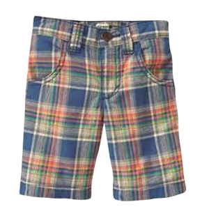 Boy's Elasticated Shorts