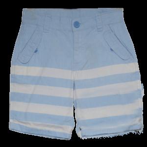 Boy's Elasticated Poplin Shorts