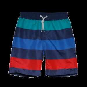 Boy's Elasticated Swim Shorts