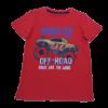 Boy's Off Road Printed T-Shirt