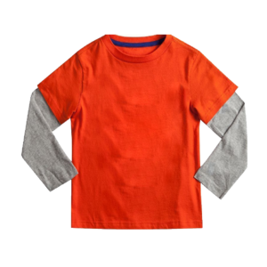 Boy's Long Sleeve T-Shirt