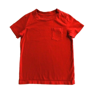 Boy's Pocket T-Shirt