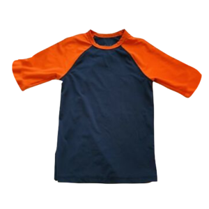 Boy's Long Sleeve Color Blocked T-Shirt