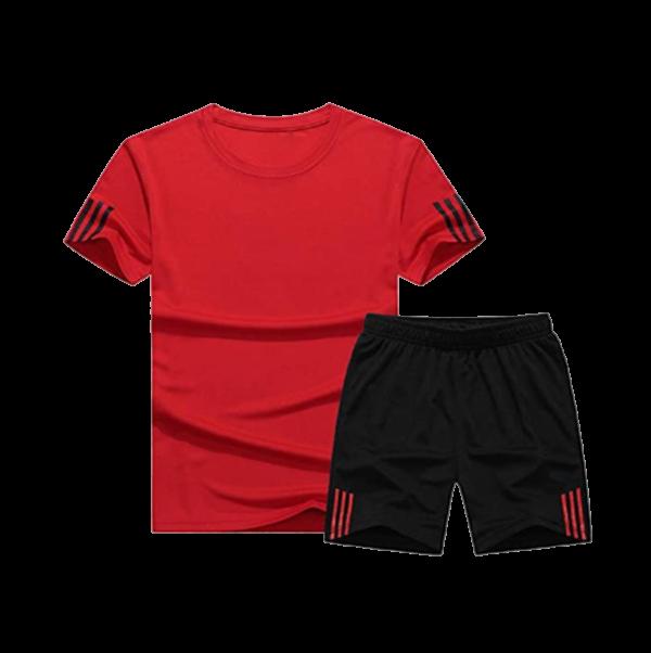 Men's Jersey Shirts and Shorts