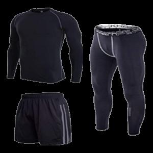 Men's 3pcs Set Sportswear