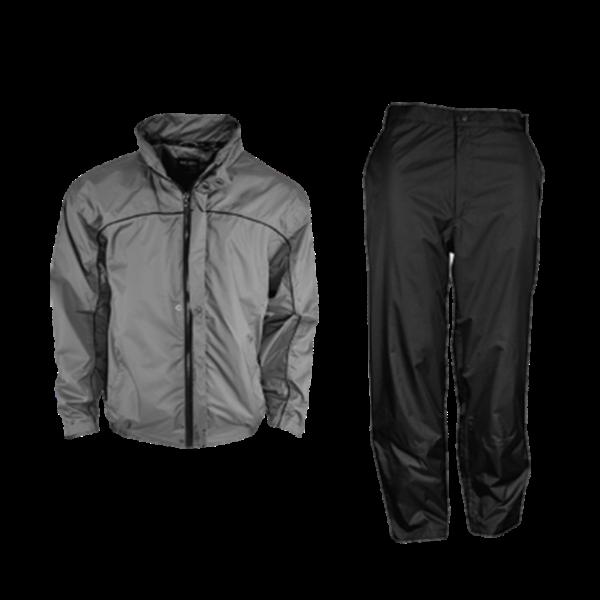 Men's 2 Piece Sweatshirt-Jacket & Sweatpants