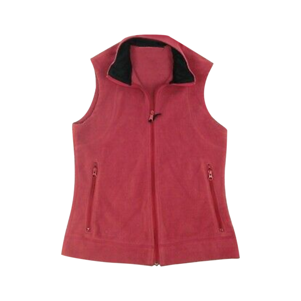 Women's Fleece Sleeve Less Sports Jacket