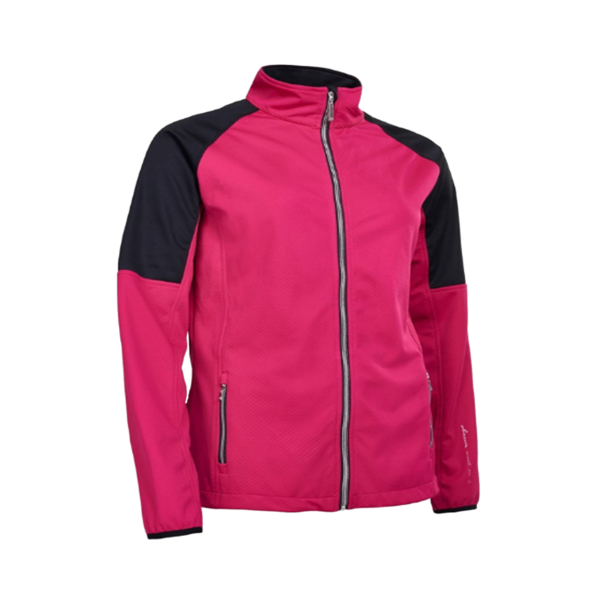 Women's Pink Golf and Tennis Jacket