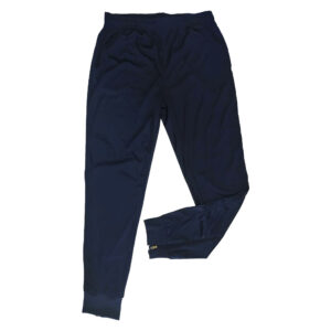 Men's Athletic Workout Trousers with zipped hem