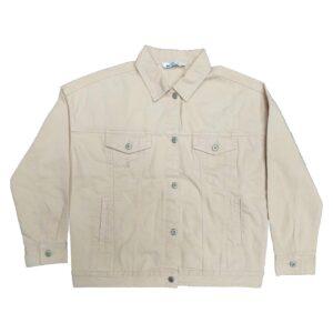 Ladies colored denim Jacket