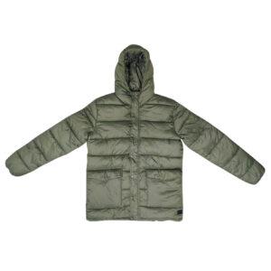 Ladies Hoodie Quilting Jacket